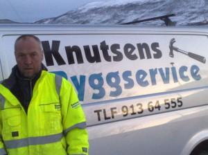 Daglig leder Leif Erik Knutsen